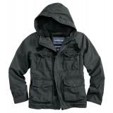 Куртка зимняя SURPLUS SUPREME VINTAGE HYDRO Black