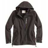 Куртка демисезонная SURPLUS SOFTSHELL BEAST Black