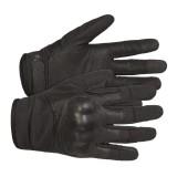 Перчатки полевые стрелковые с защитой костяшек FFG Black