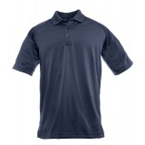 Футболка Поло тактическая с коротким рукавом Performance Polo - Short Sleeve, Synthetic Knit Navy