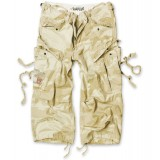 Шорты SURPLUS ENGINEER VINTAGE 3/4 Desert camo