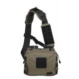 Сумка тактическая для скрытого ношения оружия 5.11 2-Banger Bag OD Trail