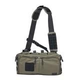 Сумка тактическая для скрытого ношения оружия 5.11 4-Banger Bag OD Trail