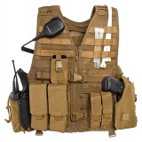 Жилет тактический 5.11 Tactical VTAC LBE Tactical Vest, Coyote Brown