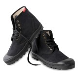 Кеды низкие SURPLUS VINTAGE DESERT BOOTS Black