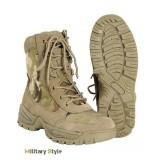 Ботинки тактические на молнии (Multicam)