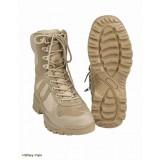 Ботинки PATROL на молнии (Coyote)