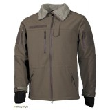 Куртка Soft Shell High Defence (Olive) - (Max Fuchs)