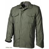 Куртка М65 с подкладкой (Olive) - (Max Fuchs)