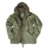Куртка непромокаемая с флисовой подстёжкой (Olive)