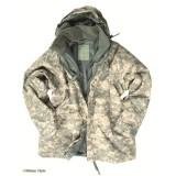 Куртка непромокаемая с флисовой подстёжкой (AT-Digital)