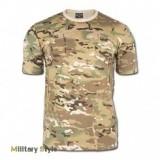 Камуфлированная футболка (Multicam)