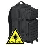 Рюкзак Brandit US Cooper Lasercut medium Black