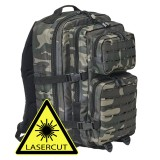 Рюкзак Brandit US Cooper Lasercut large Darkcamo