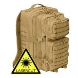 Рюкзак Brandit US Cooper Lasercut large Camel