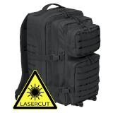 Рюкзак Brandit US Cooper Lasercut large Black