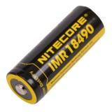 Аккумулятор литиевый Li-Ion IMR 18490 Nitecore 3.7V (1100mAh)