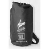 Водонепроницаемая сумка QUIP Black 15L
