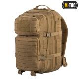 M-TAC Рюкзак large assault pack LASER CUT, tan