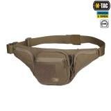 M-Tac сумка-кобура поясная с липучкой Gen.2 Coyote