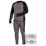 Термобелье Norfin Comfort Line Gray, XXXL