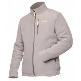 Куртка Флисовая Norfin North (Light Gray), XXL