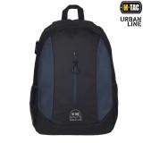 M-Tac рюкзак Urban Line Lite Pack Navy/Black