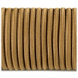 Shock cord (4.2 mm), coyote brown #s012-4.2