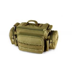 Тактическая плечевая сумка D5-2023