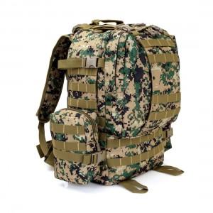 Большой тактический рюкзак 3-day Assault Pack D5-1016, jungle digital, 45л