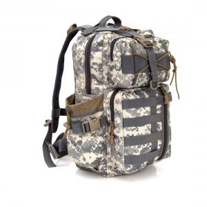 Тактический рюкзак средний D5-2025, acu digital, 17 л