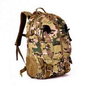 Тактический штурмовой рюкзак D5-9336, cp camo, 32л
