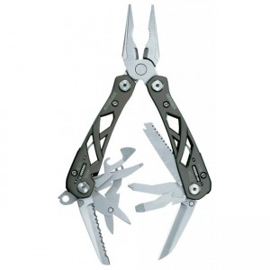 Набор для выживания Gerber Bear Grylls мультитул SUSPENSION + нож COHORT (31-002488)