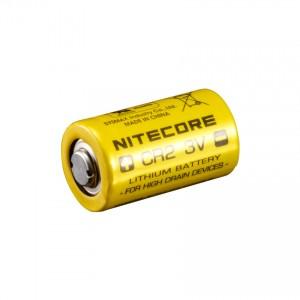 Батарейка литиевая Li-Ion CR2 Nitecore 3V (850mAh)