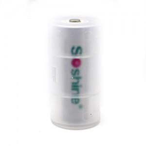 Переходник конвертор Soshine для аккумуляторов (1xAA - C size)