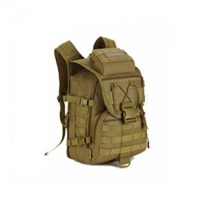 Средний тактический рюкзак S413, wolf brown, 40 л
