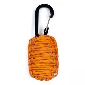 Набор для выживания из паракорда, orange yellow #rp08