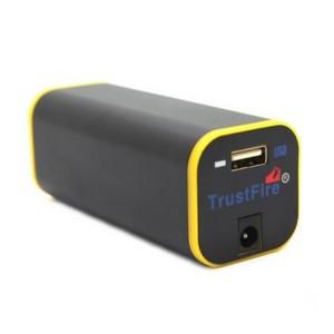 Мобильное зарядное устройство Power Bank TrustFire E01 (4x18650)