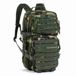 Тактический штурмовой рюкзак Red Rock Assault 28 (Standard Woodland)