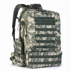 Большой тактический рюкзак 3-day Assault Pack Red Rock Diplomat 52, acu digital, 52 л