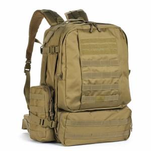 Большой тактический рюкзак 3-day Assault Pack Red Rock Diplomat 52, coyote, 52 л