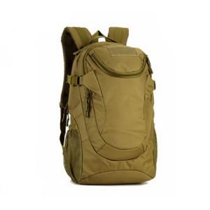 Тактический патрульный рюкзак S401, wolf brown, 25 л