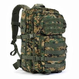 Средний тактический рюкзак Red Rock Large Assault 35, Woodland Digital, 35 л