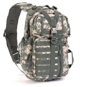 Тактический однолямочный рюкзак Red Rock Rambler Sling 16, Army Combat Uniform, 16л