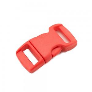 """3/8"""", оранжевый, фастекс пластиковый"""