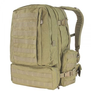 Рюкзак Condor 3-Day Assault Pack Tan