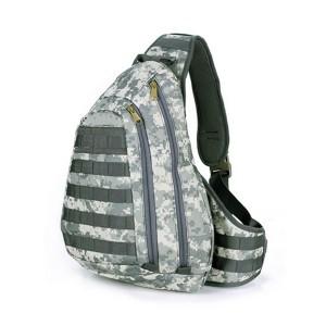 Тактический плечевой рюкзак D5-1006, acu digital, 20л