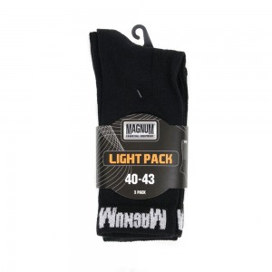 Носки Magnum Light Pack Black