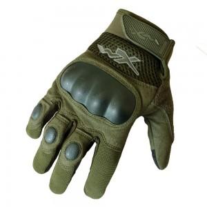 Перчатки Wiley X DURTAC SmartTouch Foliage Green