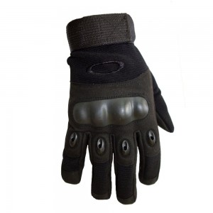 Перчатки Oakley Pilot Gloves полнопалые Black